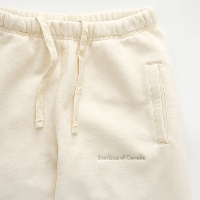 Lounge Fleece Sweatpant Cream - Unisex