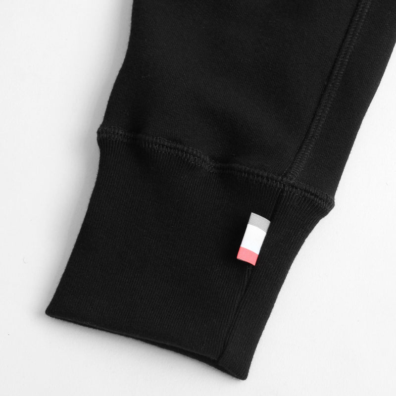 French Terry Sweatpant Black - Unisex