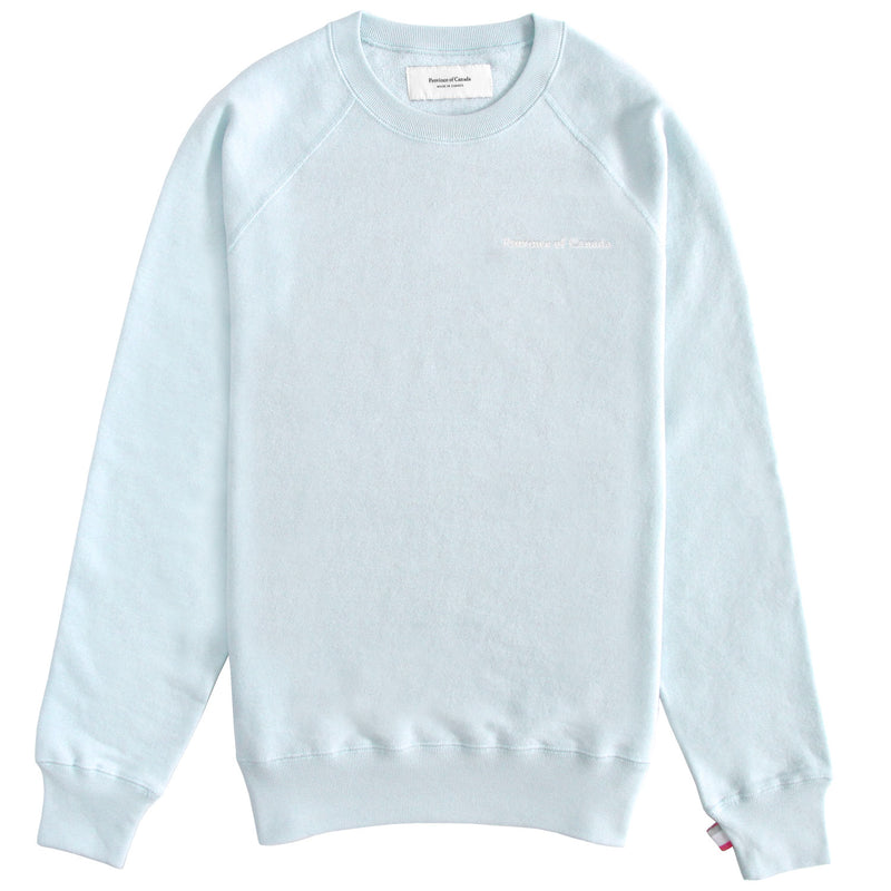 French Terry Sweater Pool - Unisex