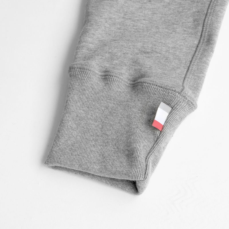 French Terry Sweatpant Heather Grey - Unisex - province of canada