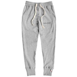 Made in Canada French Terry Sweatpant Heather Grey - Unisex - Province of Canada