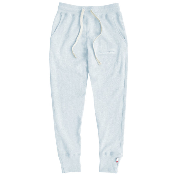 Skinny French Terry Sweatpant Pool - Made in Canada