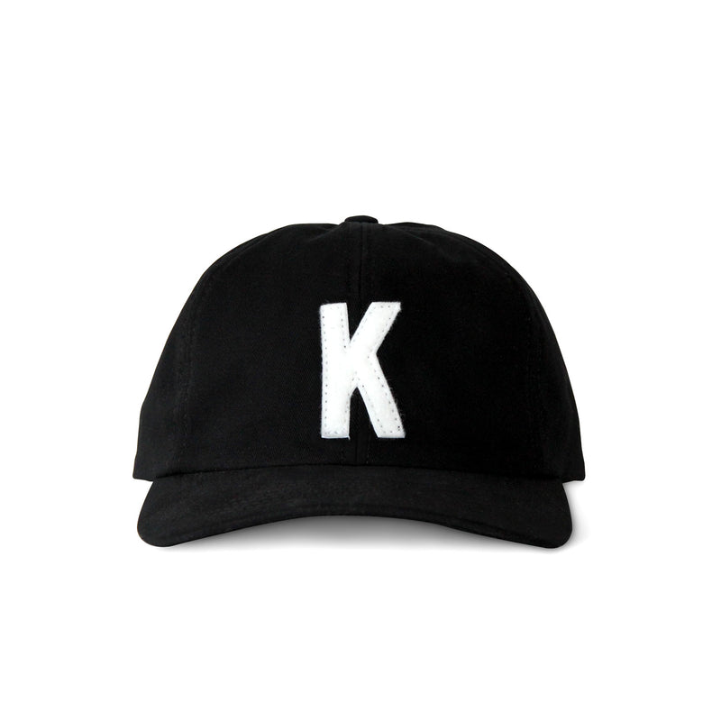 Kids Alphabet Letter K Hat - Made in Canada - Province of Canada