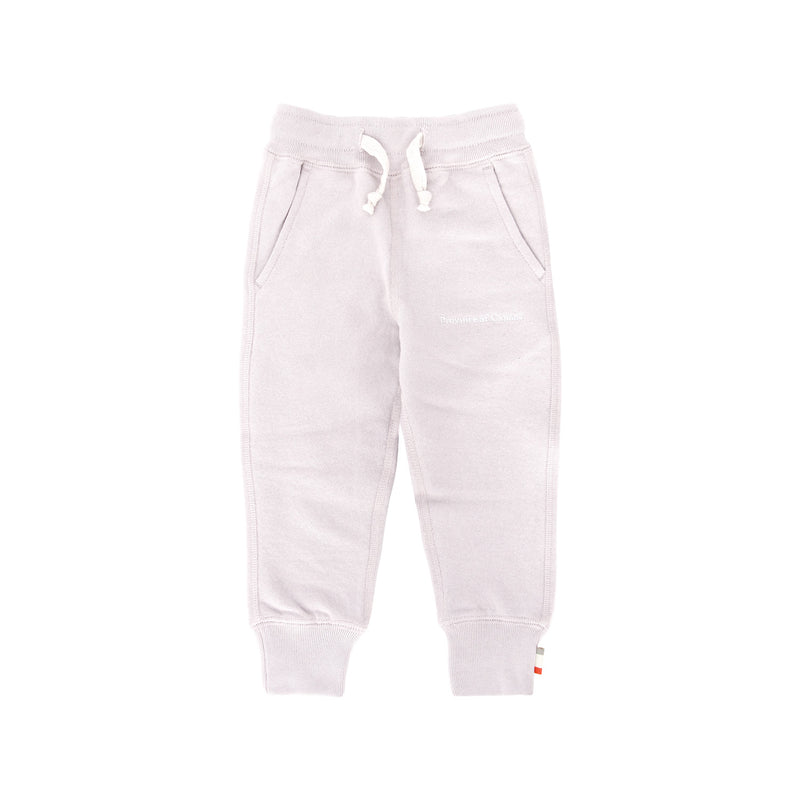 Kids French Terry Sweatpant Champagne - Unisex - Made in Canada - Province of Canada