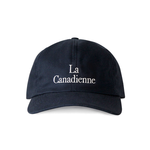 La Canadienne Baseball Hat Navy - Made in Canada by Province of Canada