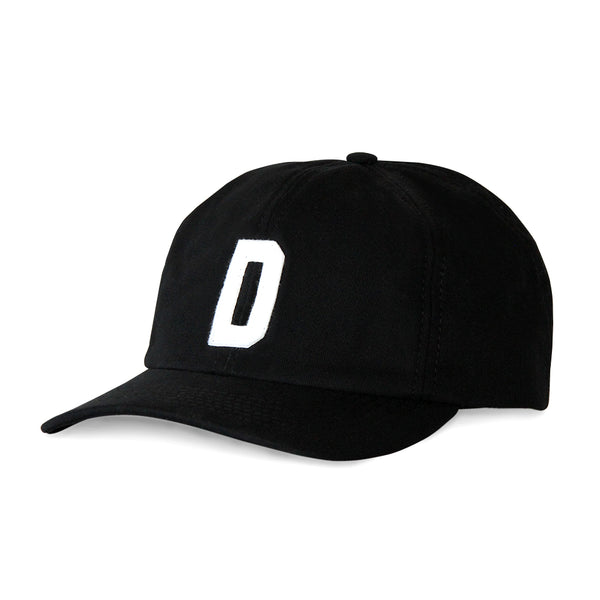 Letter D Baseball Hat - Province of Canada