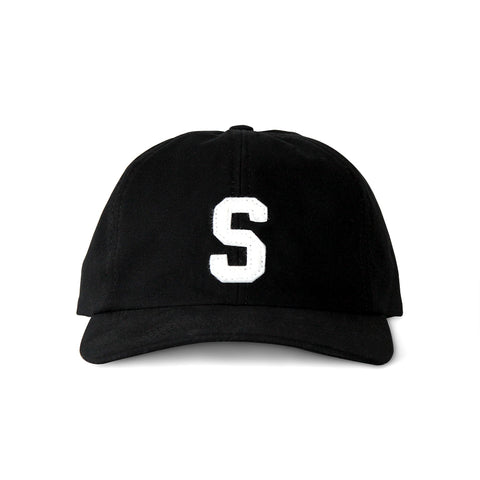 Letter S Baseball Hat - Province of Canada