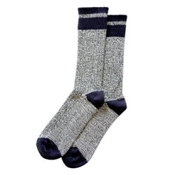 Province of Canada - Made in Canada - Navy Cotton Sock