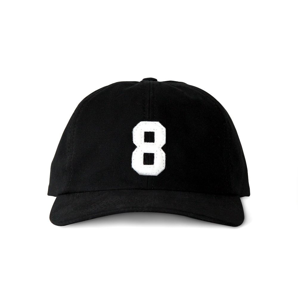 Number 8 Baseball Hat - Province of Canada