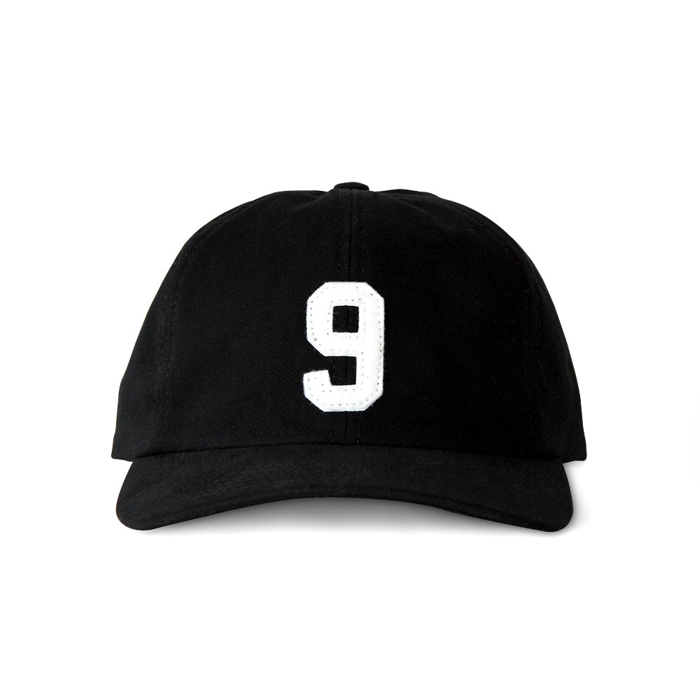 Number 9 Baseball Hat - Province of Canada