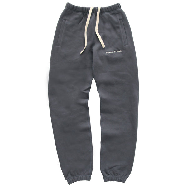 Lounge Fleece Sweatpant Slate - Unisex