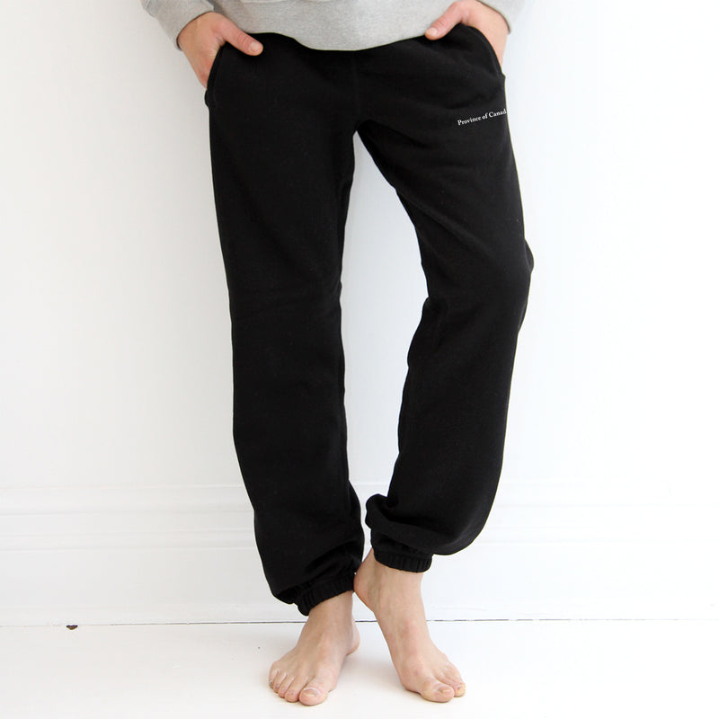 Lounge Sweatpant Black - Unisex