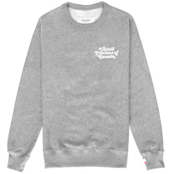 Province of Canada - United Fleece Sweater Heather Grey - Made in Canada