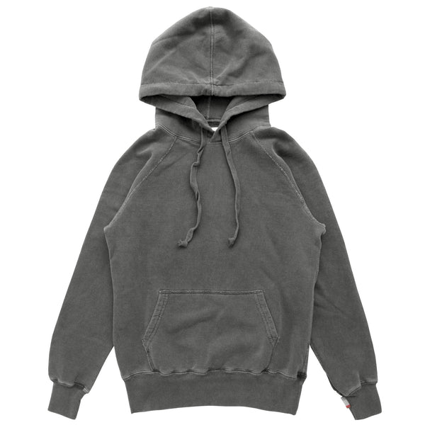 Weekend Hoodie Washed Black - Unisex