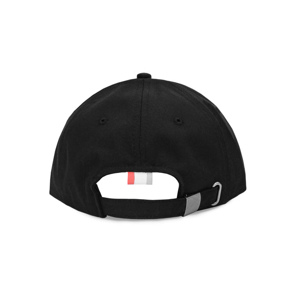 Province of Canada - Cotton Baseball Hat Black - Made in Canada