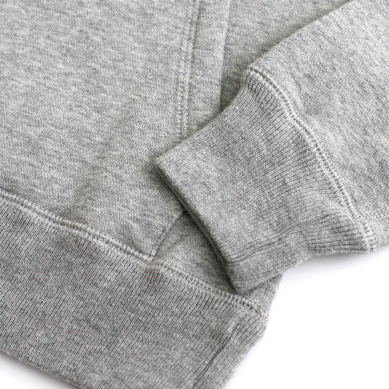 Province of Canada Heather Grey Hoodie Made in Canada