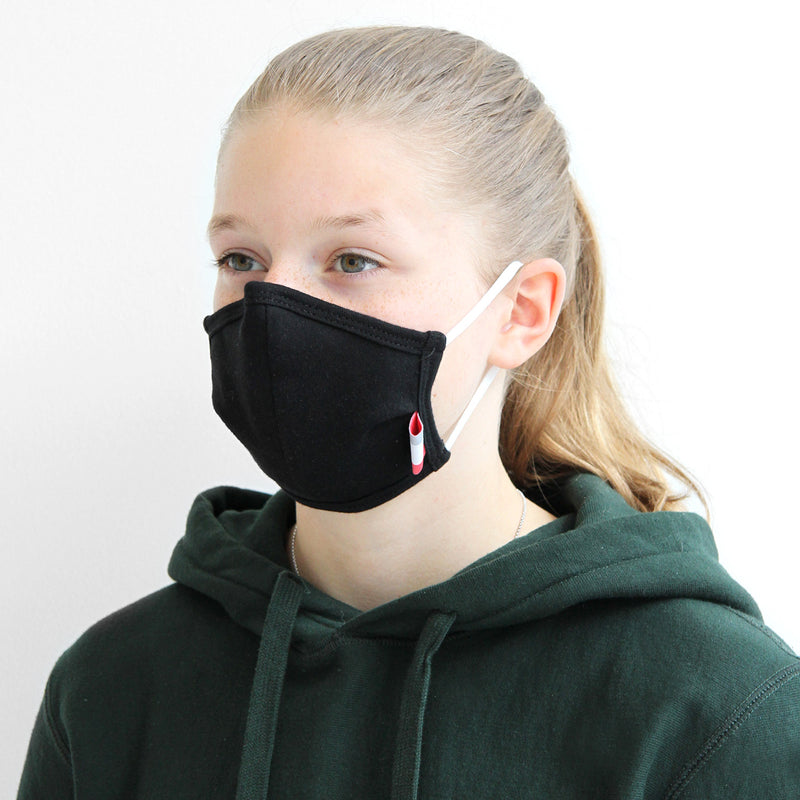 Province of Canada - Everyday Face Mask Black - Made in Canada