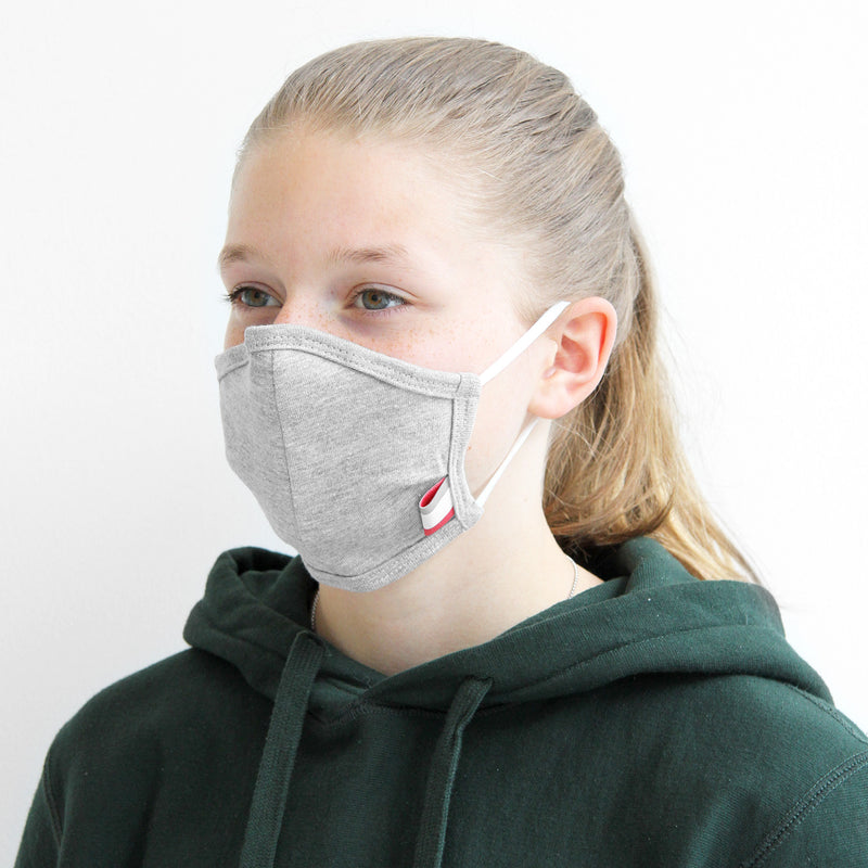 Province of Canada - Everyday Face Mask Heather Grey - Made in Canada