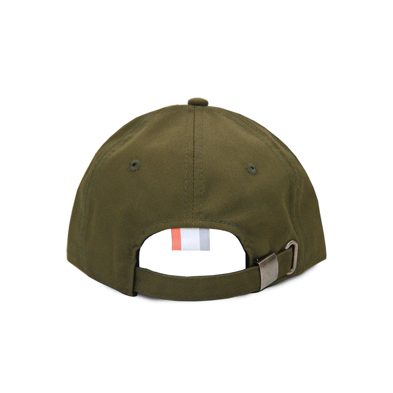 Province of Canada - Cotton Baseball Hat Olive - Made in Canada