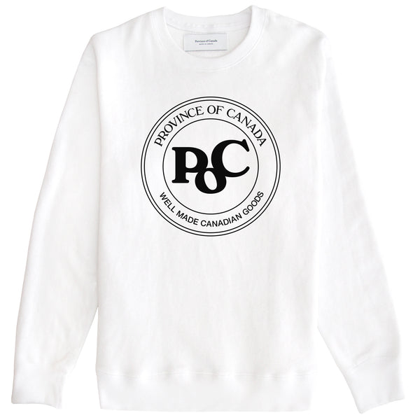 Province of Canada - Made in Canada - Token Crewneck