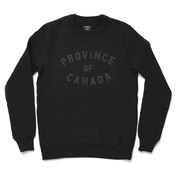 Province of Canada - Made in Canada Crewneck Sweater