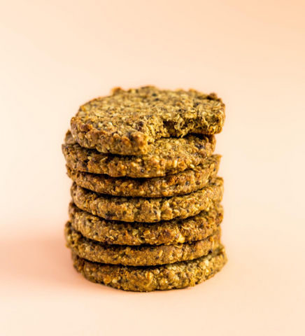 healthy cookies UK