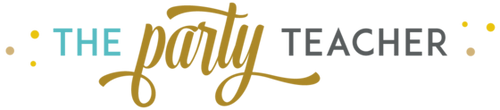 The Party Teacher logo