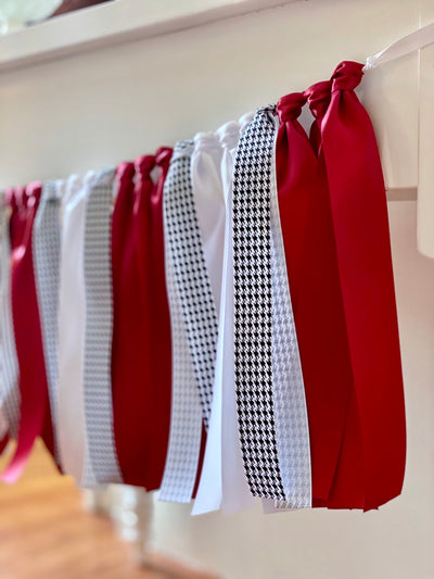 Alabama Ribbon Bunting - FREE Shipping