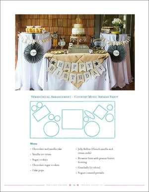 Dessert Tables 101 eBook INSTANT DOWNLOAD