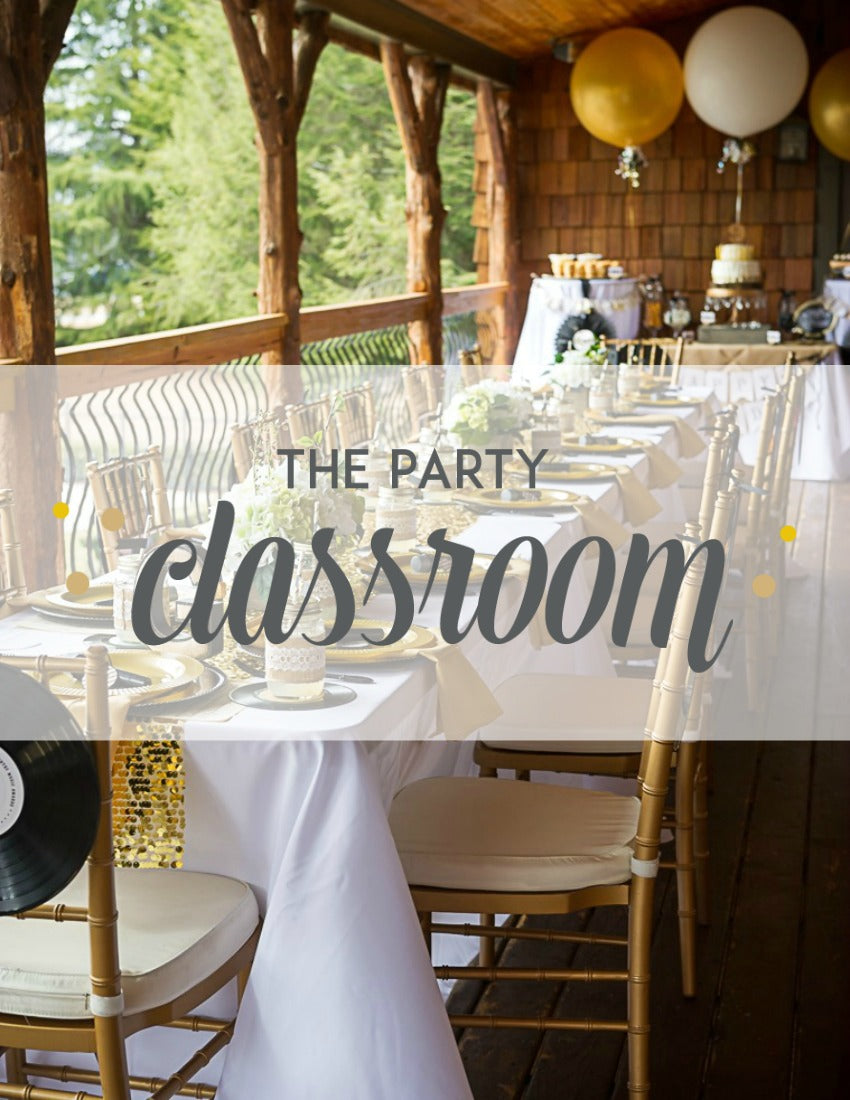The Party Classroom