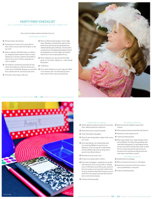 Birthday Party 101 eBook INSTANT DOWNLOAD