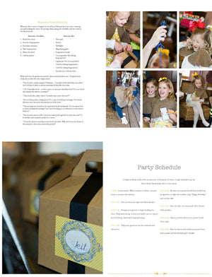 Mystery Party Plan INSTANT DOWNLOAD