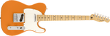 Fender Player Telecaster®, Maple Fingerboard, Capri Orange - Texas Tour Gear