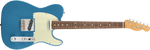 Fender Vintera '60s Telecaster Modified, Pau Ferro Fingerboard, Lake Placid Blue - Texas Tour Gear
