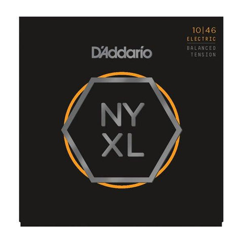 D'Addario NYXL1046 Regular Light Strings (10/46) - Texas Tour Gear