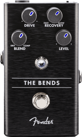 FENDER THE BENDS COMPRESSOR - Texas Tour Gear