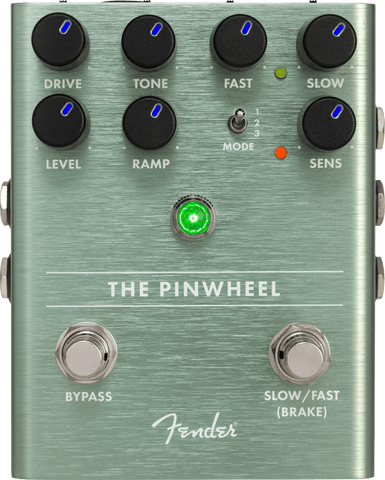 FENDER THE PINWHEEL ROTARY SPEAKER EMULATOR - Texas Tour Gear