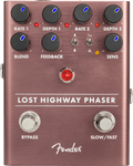 FENDER LOST HIGHWAY PHASER - Texas Tour Gear