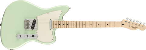 Squier Paranormal Offset Telecaster®, Maple Fingerboard, Surf Green - Texas Tour Gear