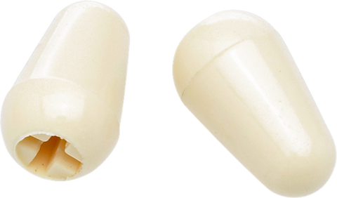 Stratocaster® Switch Tips, Aged White (2)