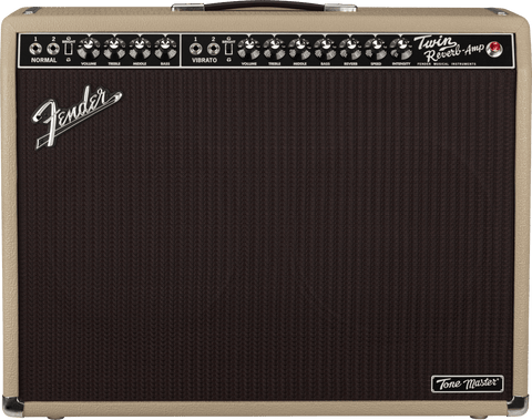 Fender TONE MASTER® TWIN REVERB® BLONDE - Texas Tour Gear