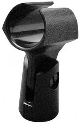 Plastic Euro-Style Microphone Clip - Texas Tour Gear
