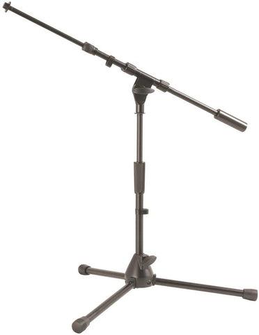 On-Stage MS9411TB Plus Pro Kick Drum Microphone Stand - Texas Tour Gear