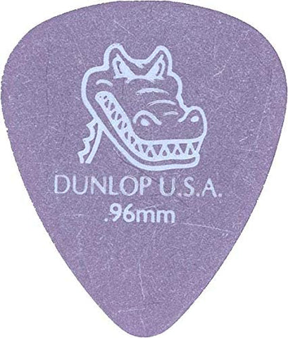 Dunlop Gator Grip Standard Guitar Picks .96 mm, 12 Pack - Texas Tour Gear