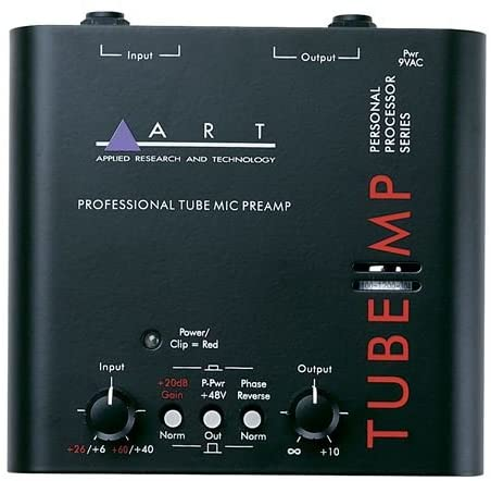 ART TubeMP Tube Microphone Preamp - Texas Tour Gear