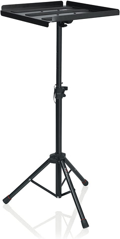 Adjustable Multi-Media Gear Stand Featuring 100x100 Vesa Mounting Brackets - Texas Tour Gear