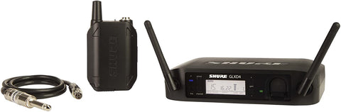 Shure GLXD14 Digital Guitar Wireless System, Z2 - Texas Tour Gear