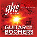 GHS Strings GBL Guitar Boomers, Nickel-Plated Electric Guitar Strings, Light (.010-.046) - Texas Tour Gear