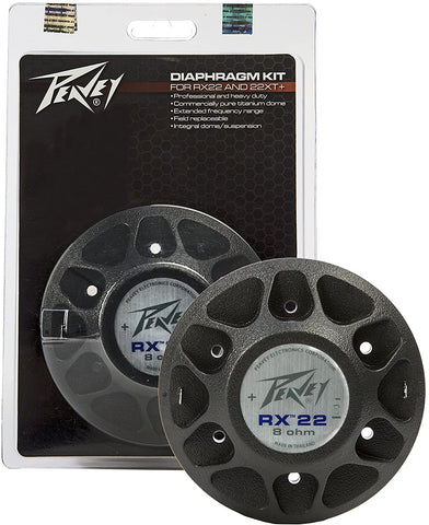 Peavey 03452400 RX 22/22XT Diaphragm Kit - Texas Tour Gear