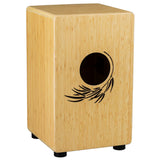 Luna Percussion Bamboo Wood Cajon